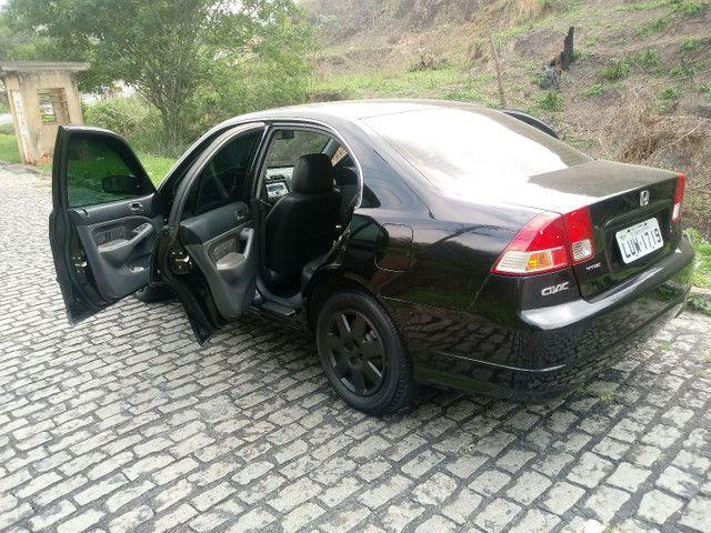 Honda Civic LXL 1.7 automático - Foto 10