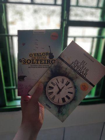 Livro Eu escolhi esperar e o valor de estar solteiro - Foto 2