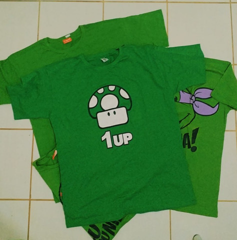 Camisetas geeks plus-size atacado