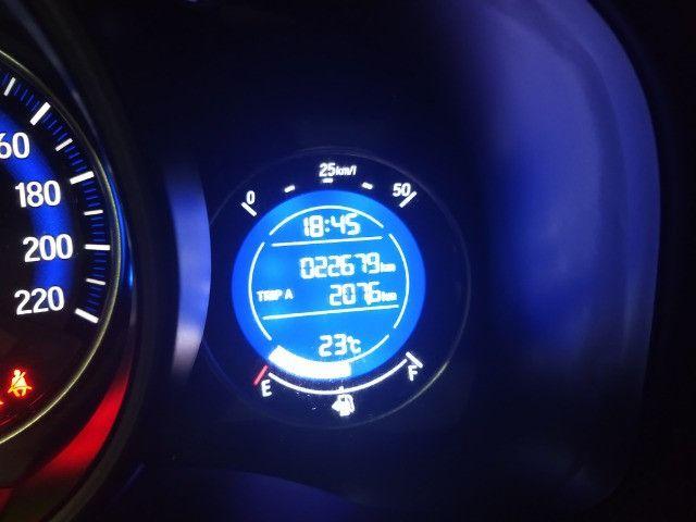 Honda Fit EXL 2019 unica dona Igual a zero - Foto 7