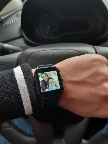 Relógio inteligente smartwatch Colmi p8 original pronta entrega! - Foto 5