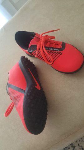 Chuteira Original Nike Phantom Venom Club Tf31 Na Caixa - Foto 6