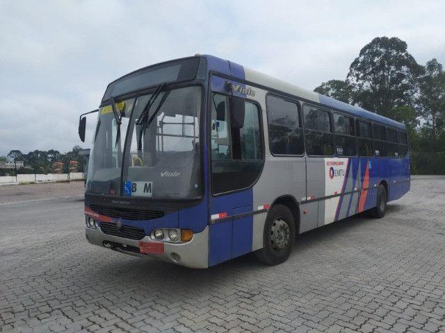 Onibus Marcopolo Vialle Ano 2008 - Foto 3