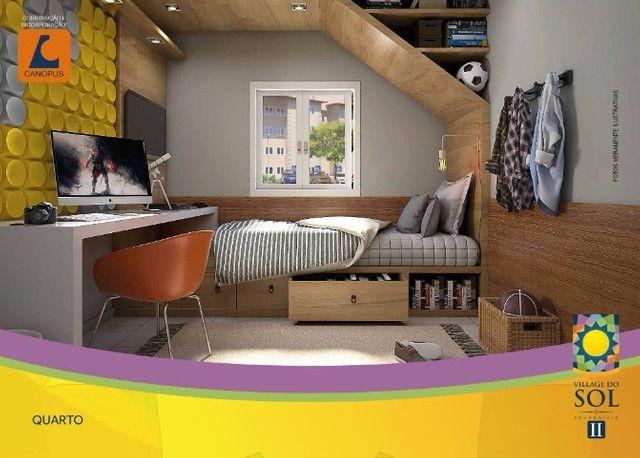 Condominio village do sol 2 apartamentos com 2 quartos, canopus - Foto 5