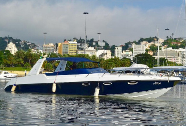 Lancha Walk Marine Offshore 39 Pés - Foto 8