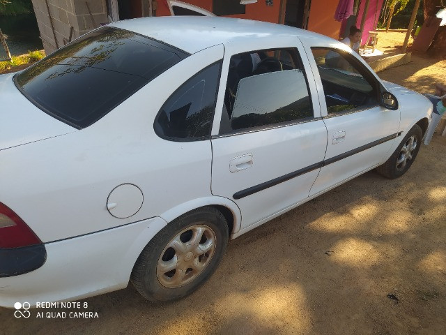 Vendo Vectra 98 2.2 gls kit gás - Foto 7