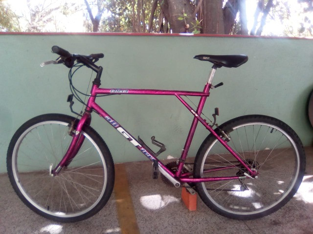Bicicleta GT Talera All GT Terra aro 26 excelente estado 1995 - Foto 2