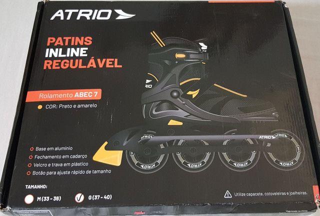 Patins 37-40 Atrio Inline - Foto 5