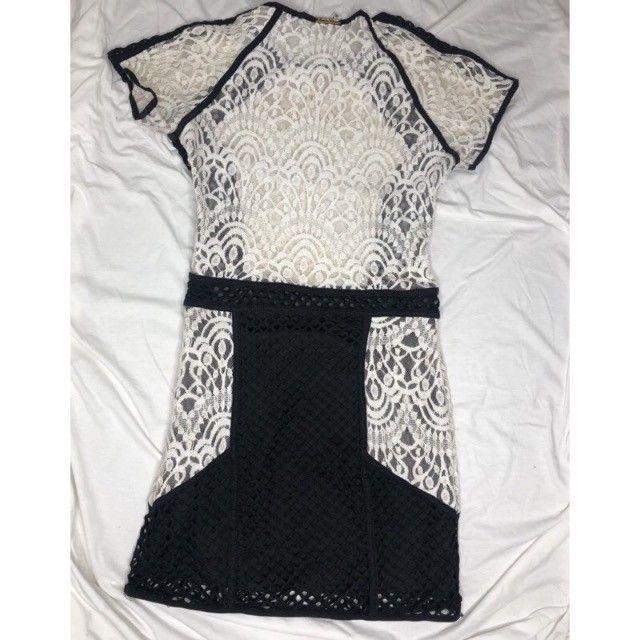 vestido de renda p - Foto 2