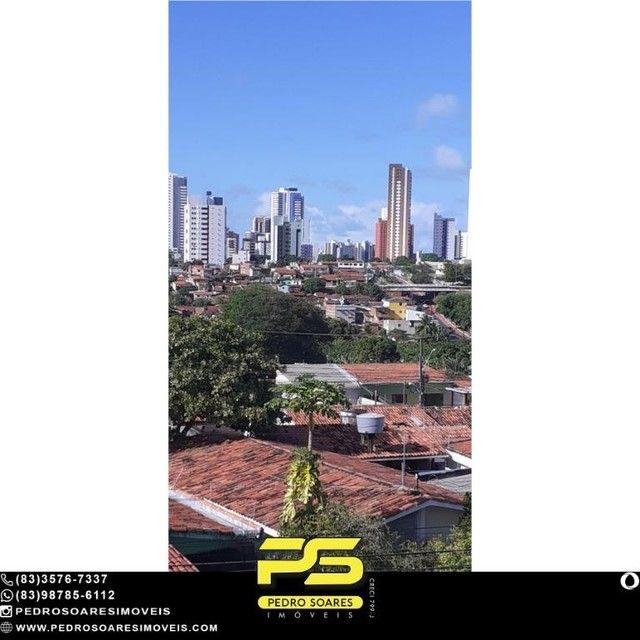 Apartamento com 2 dormitórios à venda, 66 m² por R$ 178.000 - Castelo Branco - João Pessoa - Foto 5