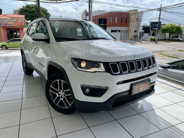 Jeep Compass sport 2019 flex extra único dono - Foto 2