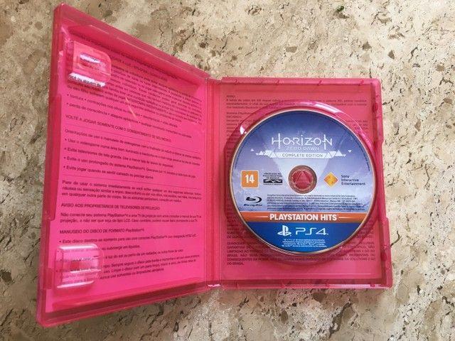 Jogo Para PS4 Horizon Zero Dawn  - Foto 2
