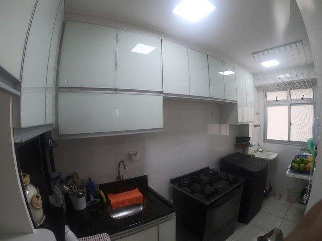 Apartamento em Morada de Laranjeiras, 2 Quartos, Semi-Mobiliado...Lindo Demais! - Foto 6