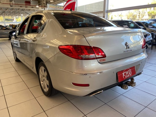 Peugeot 408 ALLURE 2.0 16V AUT. FLEX - Foto 5