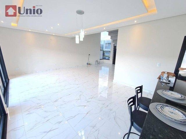 Casa com 3 dormitórios à venda, 207 m² por R$ 1.350.000,00 - Loteamento Residencial e Come - Foto 9
