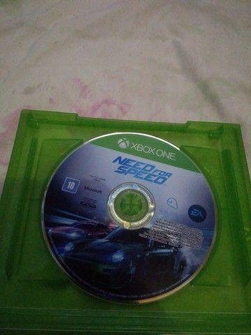 Vendo jogo do Xbox one Need for speed  - Foto 3