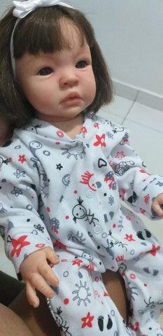 Bebê reborn realista - Foto 2