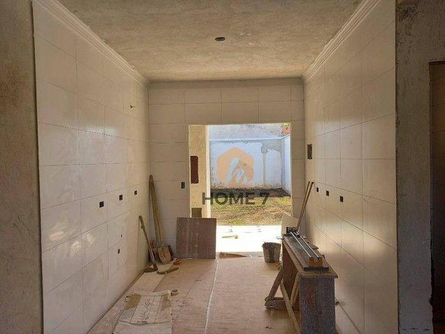 Sobrado com 3 dormitórios à venda, 100 m² por R$ 289.000,00 - Sítio Cercado - Curitiba/PR - Foto 3