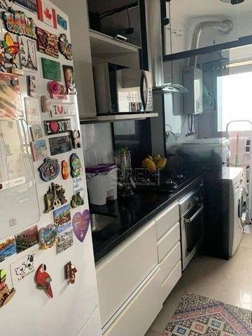 Apartamento com 2 dormitórios 1 SUÍTE 55 m² por R$ 390.000 - Vila das Mercês - São Paulo - Foto 4