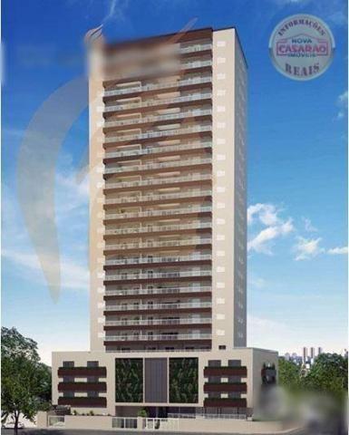 Apartamento com 2 dormitórios à venda, 93 m² por R$ 465.000 - Aviação - Praia Grande/SP - Foto 20