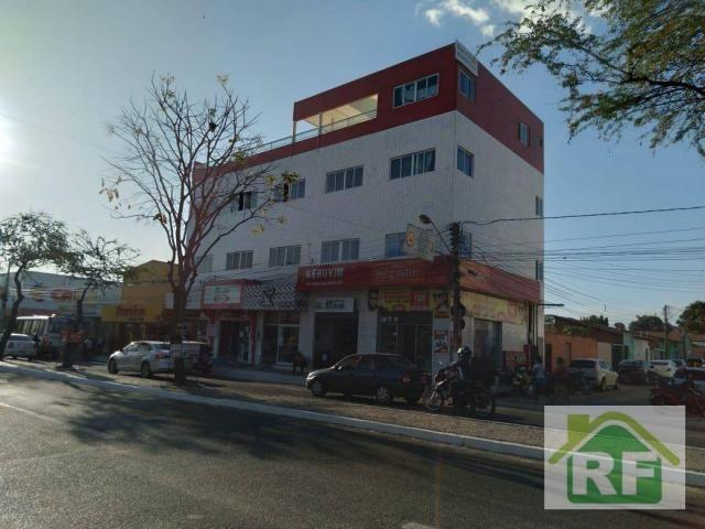 Kitnet com 2 dormitórios para alugar, 32 m² por R$ 600,00/mês - Itararé - Teresina/PI