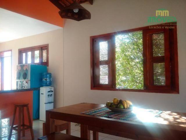 Casa com 4 dormitórios à venda, 990 m² por R$ 620.000,00 - Porto das Dunas - Aquiraz/CE - Foto 5
