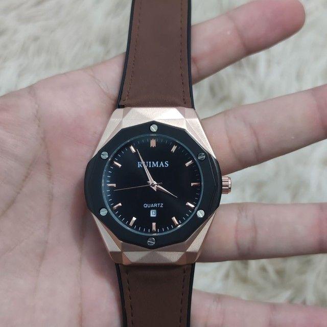Relógio Masculino Ruimas Importado Premium - Foto 3