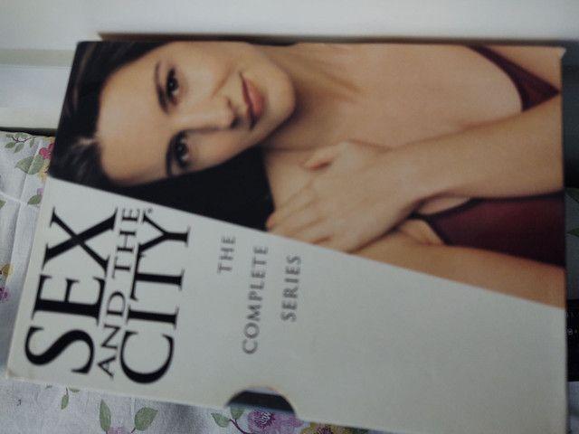 Box Dvd Sex And City