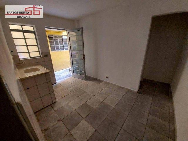 Casa com 1 dormitório para alugar, 40 m² por R$ 650,00/mês - Cachoeirinha - São Paulo/SP - Foto 6