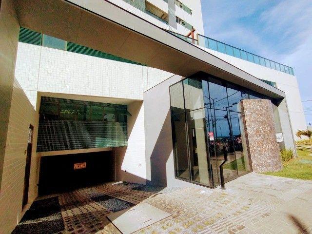 JS- Lindo apartamento na beira mar de Casa Caiada com 95m² - 03 Suítes - Foto 5