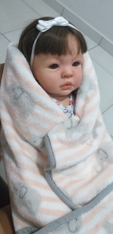 Bebê reborn realista - Foto 3