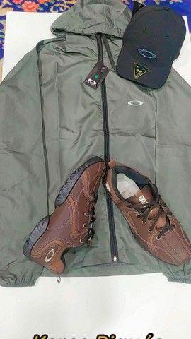 KIT casaco e tenis - Foto 5