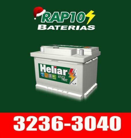 Baterias Heliar 50 amperes