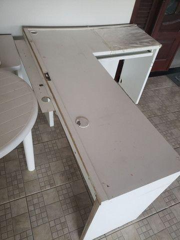 Mesa em L - Foto 3