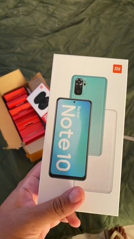 Xiaomi Redmi Note 10 - Foto 3