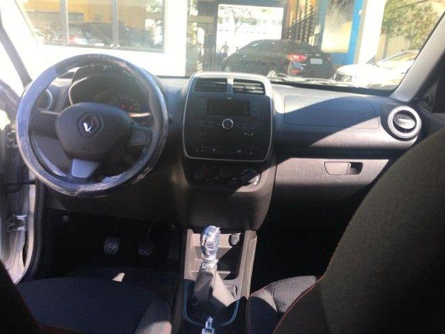 Renault Kwid 1.0 Zen 2021 -Único dono! Garantia de Fábrica! - Foto 10