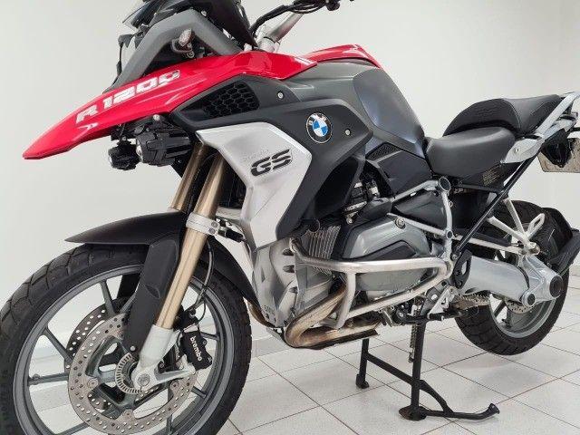R 1200 GS 2017 - Reação Suzuki - Foto 4