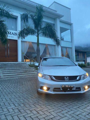Civic 2015 automático  - Foto 6