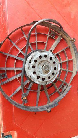 eletro ventilador s10 2010. funcionando