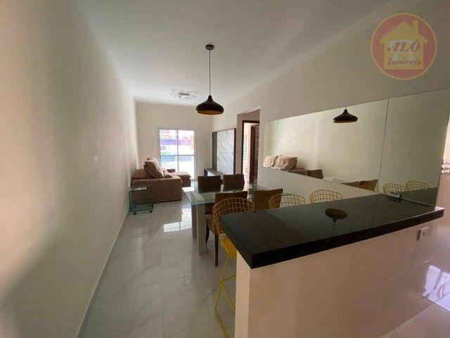 Apartamento com 2 dormitórios à venda, 70 m² por R$ 359.000 - Tupi - Praia Grande/SP - Foto 7