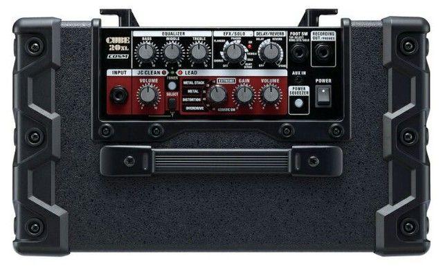 Amplificador Roland Cube20XL - Foto 2