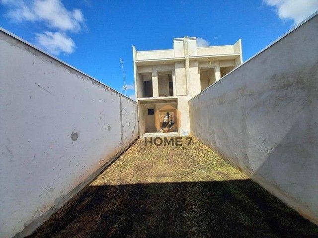 Sobrado com 3 dormitórios à venda, 100 m² por R$ 289.000,00 - Sítio Cercado - Curitiba/PR - Foto 16