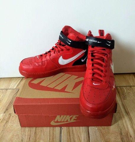 Basqueteira Nike Air Jordan - Foto 2