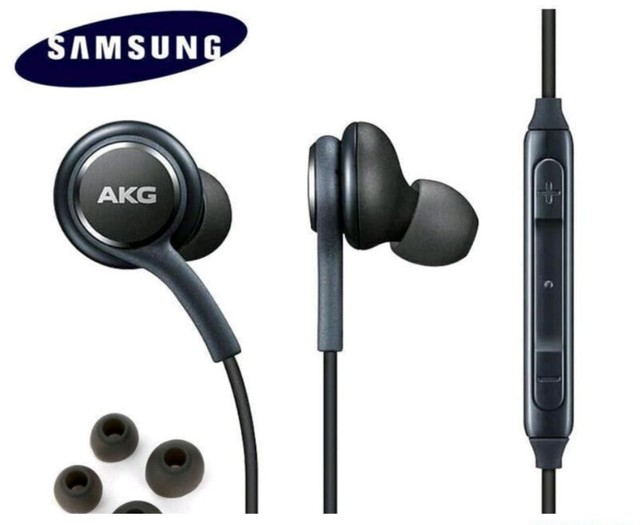 Fones de ouvido akg, sansung e Inpods12