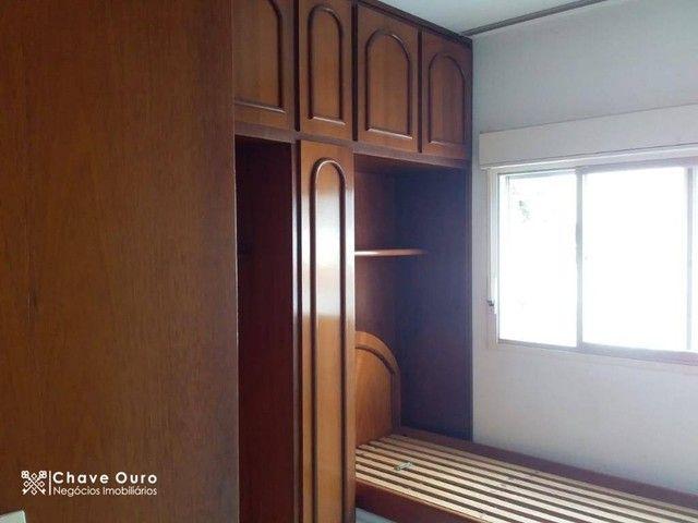Apartamento com 2 dormitórios para alugar, 95 m² por R$ 1.100,00/mês - Centro - Cascavel/P - Foto 8