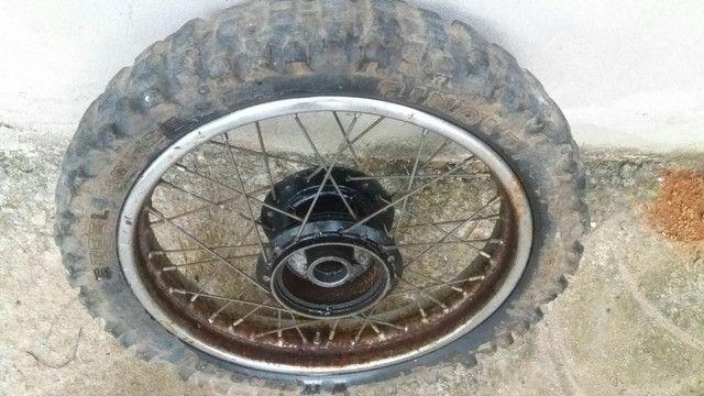 Roda Traseira Xlx 250/350 - Foto 3