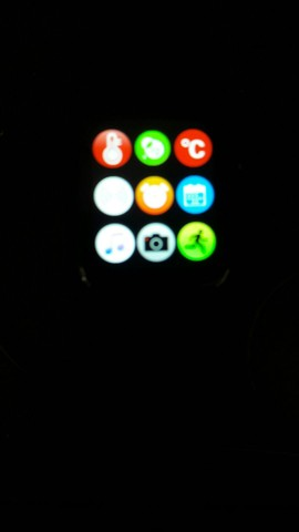Relógio digital smart com Whatsapp - Foto 2