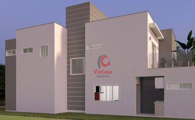 Casa com 4 Quartos Sendo 3 Suítes à venda, 220 m² por R$ 890.000 - Extensão do Bosque - Ri - Foto 11