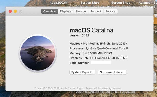 Macbook Pro (retina 15 Polegadas, Early 2013) 8gb 256 Ssd I7 - Foto 6