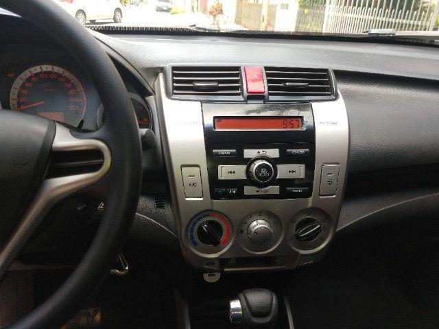 Honda City 2010 Automático - IPVA 2021 Pago - Foto 3